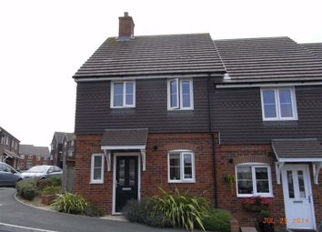 Thumbnail 3 bedroom end terrace house to rent in Coxwell Close, Seaford, East Sussex