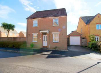 Thumbnail 3 bed detached house to rent in Amarylis Close, Titchfield, Fareham