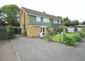 Thumbnail 3 bed semi-detached house for sale in Honeywood Road, Horsham