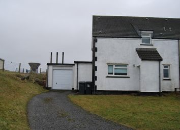 Thumbnail 3 bed semi-detached house for sale in Balivanich, Isle Of Benbecula