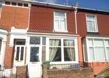 Thumbnail 4 bed terraced house to rent in Mafeking Road, Southsea