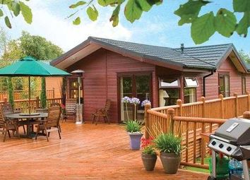 Thumbnail 3 bed mobile/park home for sale in Holiday Park - Anglesey, Plas Coch Holioday Homes, Llanedwen