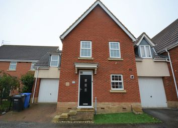 4 bed link-detached house for sale in Underwood Close, Lowestoft NR32