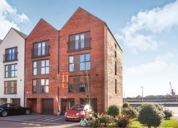 Thumbnail 4 bedroom town house for sale in Yr Hafan, Swansea