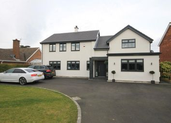 Thumbnail 4 bed detached house for sale in Lees Lane, Northallerton