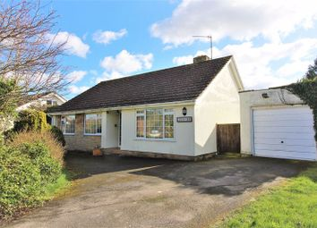 Thumbnail 4 bedroom detached bungalow for sale in Broadway, Ilminster