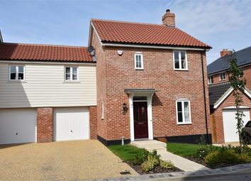 Thumbnail 3 bed link-detached house for sale in Brimstone Chase, Stanway, Colchester, Essex