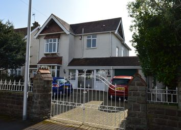 Elmsleigh Road, Weston-Super-Mare BS23. 4 bed detached house for sale