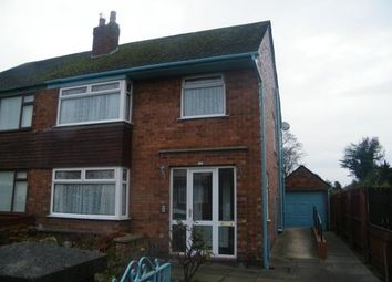 Thumbnail 3 bed semi-detached house for sale in Norfolk Road, Birkdale, Southport, Merseyside