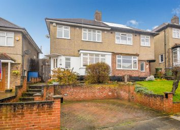 Thumbnail 3 bed semi-detached house for sale in Allenswood Road, London