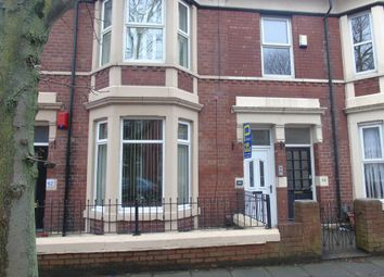 Thumbnail 3 bed flat for sale in Queen Alexandra Road, North Shields