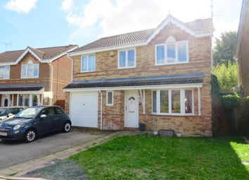 Thumbnail 4 bed detached house for sale in Shelduck Crescent, Great Notley, Braintree