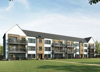 "Thumbnail 2 bed flat for sale in ""Alwoodley"" at Manston Lane, Crossgates, Leeds"