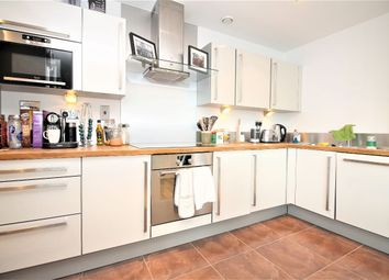 Thumbnail 2 bed flat to rent in Elektron Tower, Blackwall Way