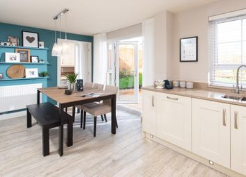 "Thumbnail 4 bedroom detached house for sale in ""Glamis"" at Mavor Avenue, East Kilbride, Glasgow"
