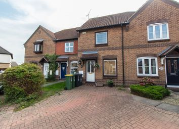 Thumbnail 2 bed terraced house for sale in Langham Drive, Rayleigh