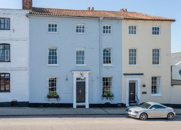 Thumbnail 6 bed town house for sale in Saltgate, Beccles