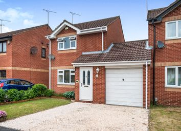 Thumbnail 3 bedroom link-detached house for sale in Rainer Close, Stratton St. Margaret, Swindon