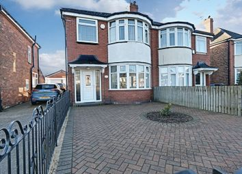 Thumbnail 3 bedroom semi-detached house for sale in Sutton Road, Hull