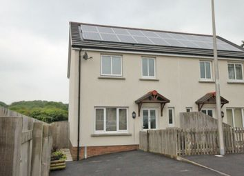 Thumbnail 3 bed semi-detached house for sale in Clos Gwili, Cwmgwili, Llanelli