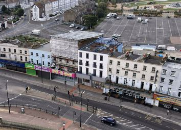 Thumbnail Retail premises for sale in 26 / 27 Marine Terrace, Margate, Kent