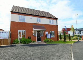 Thumbnail 4 bed detached house for sale in Lowfield Lane, Gnosall, Stafford