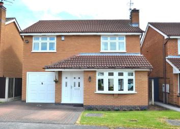 Thumbnail 4 bed detached house for sale in Hamilton Close, Toton, Beeston, Nottingham