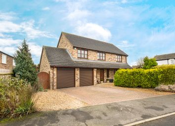 Thumbnail 5 bed detached house for sale in The Fairway, Bluntisham, Huntingdon