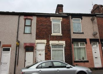 2 bed terraced house for sale in Portland Street, Hanley, Stoke-On-Trent ST1