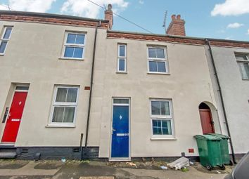 Thumbnail 2 bed terraced house for sale in Stoney Stanton Road, Coventry