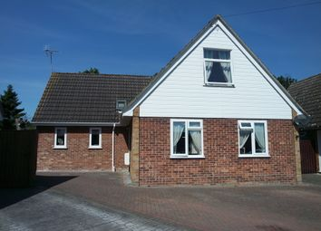 Thumbnail 3 bed detached house for sale in The Greenway, Beccles