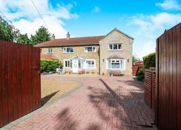 Thumbnail 4 bed semi-detached house for sale in Eccles, Norwich, Norfolk