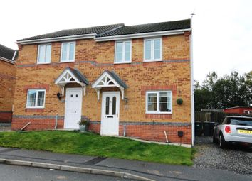 Thumbnail 3 bed semi-detached house for sale in Primrose Drive, Shildon