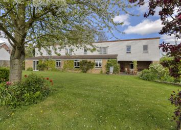 Thumbnail 5 bed detached house for sale in Wistow, Huntingdon, Cambridgeshire