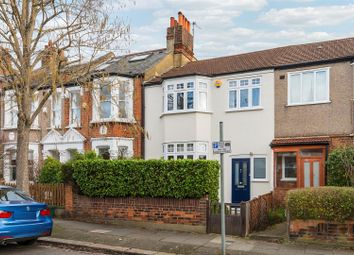 Thumbnail 3 bed terraced house for sale in Evelyn Road, London