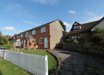 Thumbnail 2 bedroom end terrace house for sale in College Lane, Hatfield
