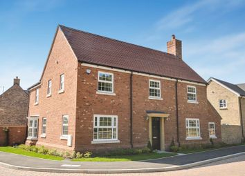 Thumbnail 5 bed detached house for sale in Bishopstone Road, Stone, Aylesbury