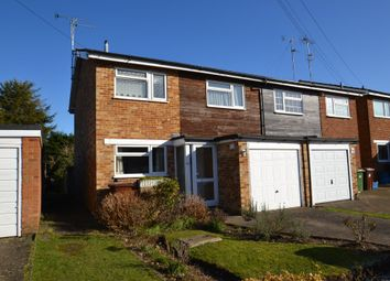 Thumbnail 3 bed end terrace house for sale in Anthony Road, Borehamwood