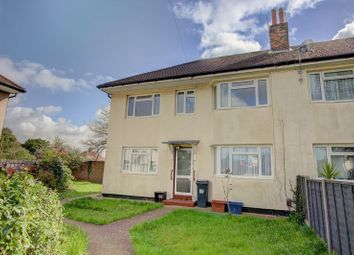Thumbnail 3 bed maisonette to rent in Rostrevor Gardens, Southall