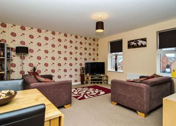 Thumbnail 2 bedroom flat for sale in Violet Close, Huntington, Cannock