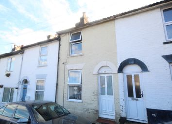 Thumbnail 2 bed terraced house to rent in Cromwell Terrace, Chatham