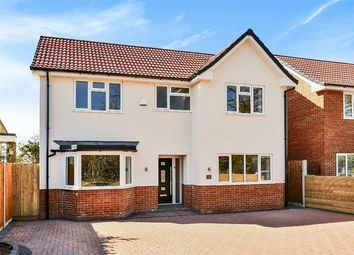 Thumbnail 4 bed detached house for sale in Kerdistone Close, Potters Bar