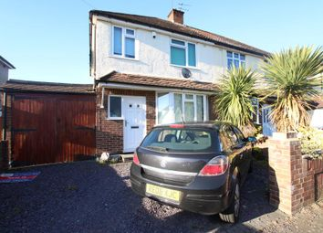 Thumbnail 3 bed semi-detached house to rent in Tewkesbury Close, Byfleet, West Byfleet