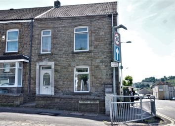 Thumbnail 4 bed end terrace house for sale in Robert Street, Manselton