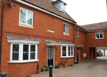 Thumbnail 3 bed terraced house to rent in Septimus Drive, Highwoods, Colchester