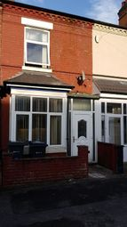 Thumbnail 3 bed terraced house to rent in Northcote Road, Birmingham