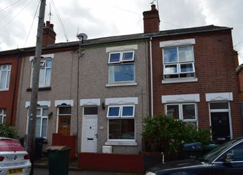 Thumbnail 2 bed terraced house to rent in Kingston Road, Earlsdon, Coventry