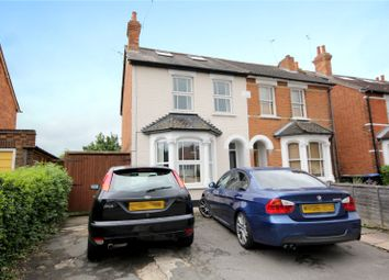 Thumbnail 4 bed semi-detached house to rent in Eastworth Road, Chertsey, Surrey
