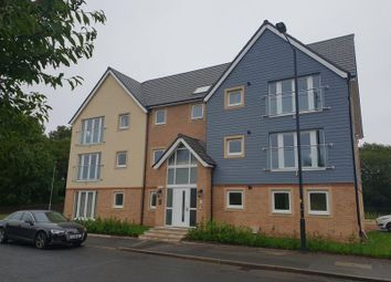Thumbnail 2 bed flat for sale in New Quay Road, Lancaster