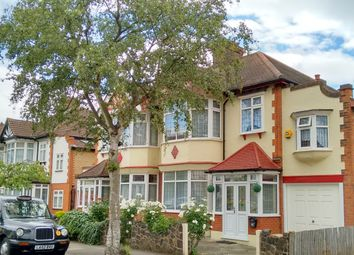Thumbnail 4 bed semi-detached house for sale in Hatley Avenue, Ilford, Essex